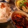 ベトナムのまぜ麺