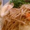 ベトナムの皿飯